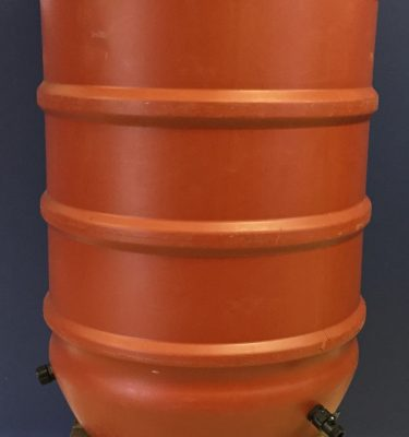Rain Barrel_Terra Cotta